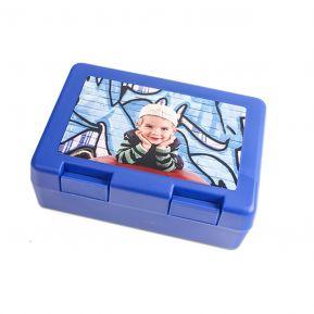 Lunchbox personnalisée avec une photo