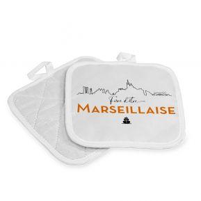 Manique Fier d'être Marseillais