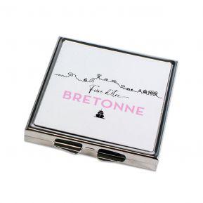 Miroir de poche Fier d'être Breton