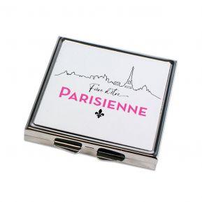 Miroir de poche Fier d'être Parisien