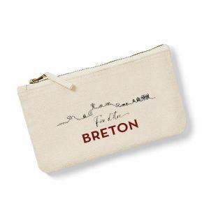 Petite trousse Fier d'être Breton