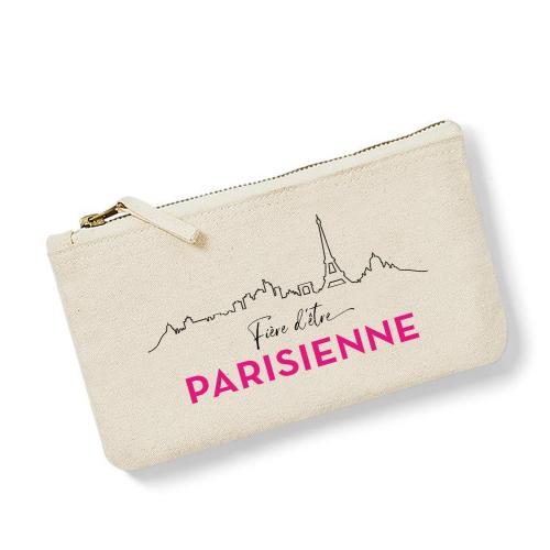 Petite trousse Fière d'être Parisienne