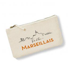 Petite trousse Fier d'être Marseillais