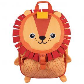 Sac à dos Tann's Lion pour enfant (2 à 5 ans) brodé