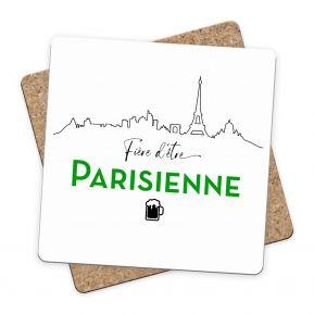 Sous-bock Fier d'être Parisien