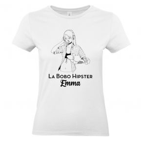 """T-shirt femme """"Les Personnalités"""""""