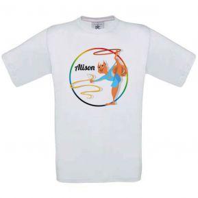 T-shirt pour enfant Mon Sport Préféré