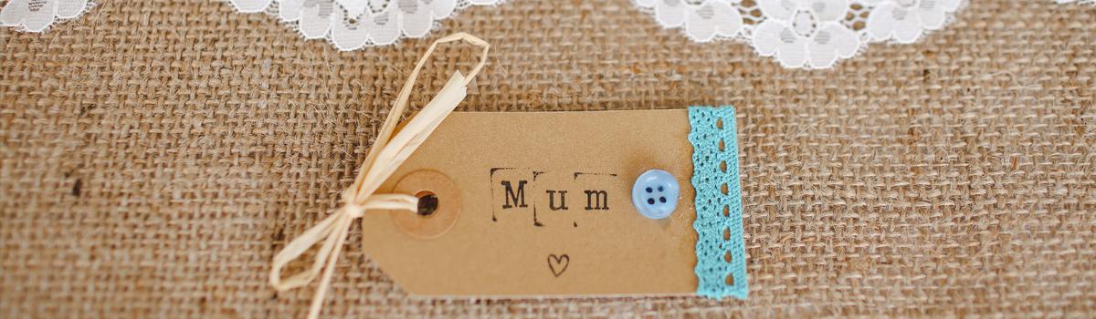 Un cadeau fait par vous-mêmes pour votre maman